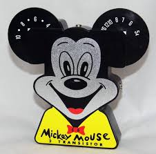 file vintage mickey mouse 2 transistor boy u0027s radio gabriel toy