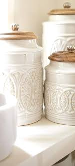 canisters for kitchen counter contemporary canisters for kitchen ivory farmhouse canisters