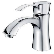 Single Lever Bathroom Faucet by Vigo Single Hole Single Handle Bathroom Faucet In Chrome Vg01023ch