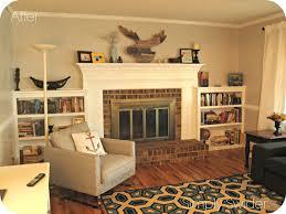 Mantel Bookshelf Fireplace Mantel Bookcase Ideas Electric Built In Wall Bookshelf