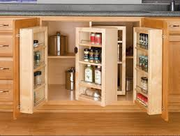 base cabinet swing out pantry system kitchen cabinets rev a
