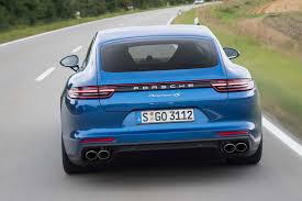 porsche night blue 2017 porsche panamera 4s first drive review automobile magazine