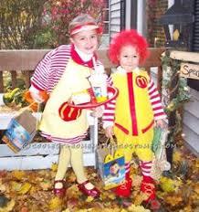 Ronald Mcdonald Halloween Costume Ronald Mcdonald Costume Ronald Mcdonald Diy Halloween Mcdonalds