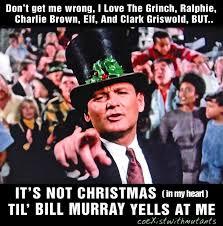 Bill Murray Memes - bill murray christmas meme festival collections