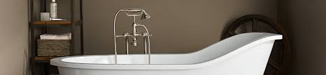 Floor Mount Tub Faucets Tub Faucet Transitional Floor Mount Tub Filler With Randall Lever