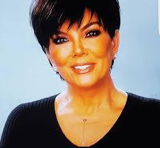 kris jenner diamond earrings