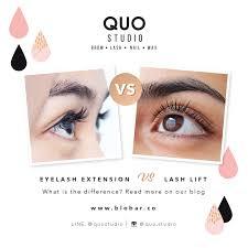 Glow In The Dark Eyelashes Eyelash Extension Vs Lash Lift U2013 Blobar