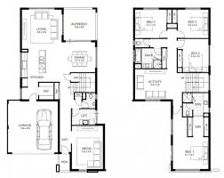 house floor plans perth marvelous double storey 4 bedroom house designs perth apg homes
