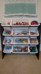 Toy Organizer Ideas Decorating Chic Colorful Bins For Tot Tutors Toy Organizer Ideas