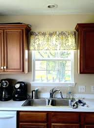 curtain ideas for kitchen windows valances for kitchen windows bloomingcactus me