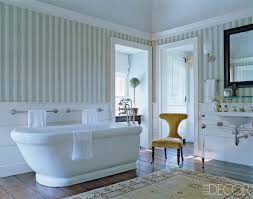 Bathroom Wallpaper Ideas Wall Coverings For Bathrooms Elle With - Designer wallpaper for bathrooms