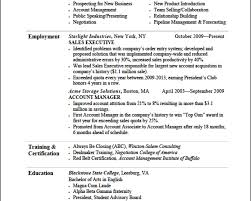 functional resumes examples functional resume for sales professional