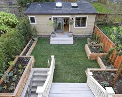 gardening ideas on a budget and small cost low garden design by