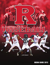 2013 rutgers baseball media guide by rutgers athletics issuu