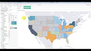 Massachusetts On The Map by 10 Tips For Creating Different Map Styles In Tableau Tableau