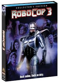 robocop 2 and robocop 3 live again on scream factory blu ray