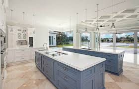 Kitchen With Two Islands Kitchen Color Trends For 2018 Designing Idea
