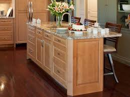 kitchen island with bar seating an island with seating area is a