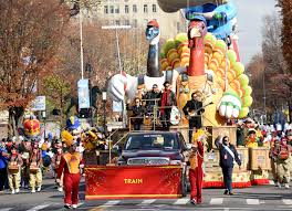 singles out macy s thanksgiving day parade as excellent