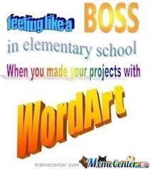 Meme Word - word art by sfelio meme center