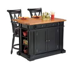 Home Styles Kitchen Islands Home Styles Kitchen Island And Two Deluxe Bar Stools