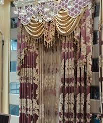 curtains with valance decorate the house with beautiful curtains