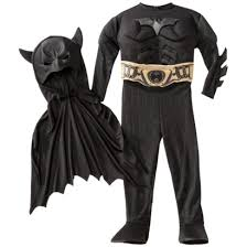 Halloween Batman Costumes Toddler Batman Dark Knight Deluxe Muscle Chest Costume Opens