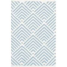 Blue And White Area Rugs Bunny Williams Cleo Blue White Graphic Indoor Outdoor Area Rug