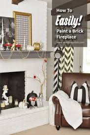 How To Resurface A Brick Fireplace by How To Tile Over A Brick Fireplace Tile The O U0027jays And Brick