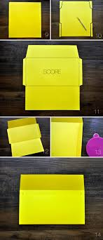 how to make your own envelope make your own envelopes in any size the asylum