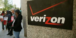 Verizon Coverage Map Los Angeles by Verizon Rivals Put Squeeze On No 1 Carrier U0027s Growth