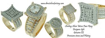 wholesale rings com images Wholesale sterling silver bridal sets jpg