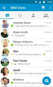 bbm for android gets android material design update inside
