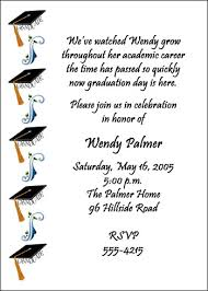 graduation quotes for invitations graduation invitation wordings and etiquette graduation