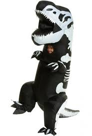 t rex costume t rex skeleton costume just imagine costumes