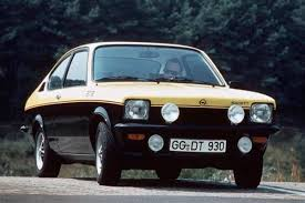 1973 opel kadett opel kadett c gt e 1975 1979 auto55 be retro