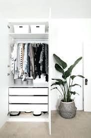 wardrobe ikea canvas wardrobe storage wondrous hideaway storage