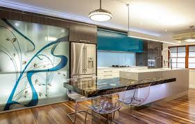 contemporary kitchen wallpaper ideas cool wall murals for your kitchen