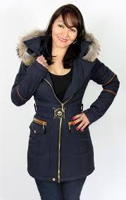 woman winter jacket blue 58 1 zalammzalamm