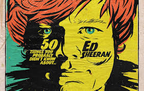 ed sheeran gingerbread man tattoo 50 things you didn t know about ed sheeran nme