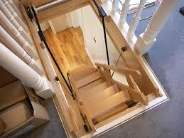 scale retrattili per soffitte scale retrattili in legno idee creative su interni e mobili
