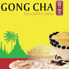 cha e cuisine gong cha myanmar airport branch