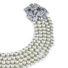 pearl necklace accessories images Luscious accessories pair it with pearls jpg