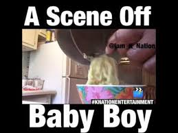 Baby Boy Meme - you want some breakfast jody baby boy movie scene youtube