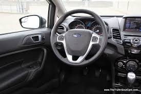 review 2014 ford fiesta hatchback with video the truth about cars