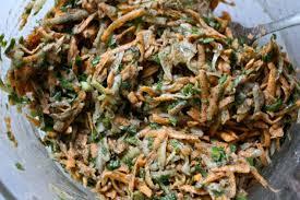 latke mix sweet potato kohlrabi latkes thinies afooda