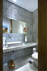 funky bathroom wallpaper ideas wallpaper ideas for hallway 8 standout decorating colour collage