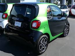 2017 new smart fortwo electric drive prime coupe at mercedes benz
