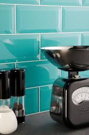 colorful glass tile backsplash blue beveled glass makes such a pretty back splash decor teal