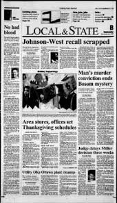 Lansing State Journal Home State Journal From Lansing Michigan On November 26 1997 Page 7